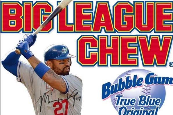 Big League Chew's New Look
