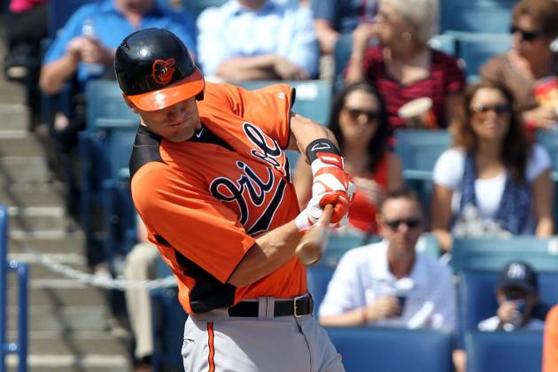 Russ Canzler Drives in Six Runs in Orioles Exhibition Win vs. Spain