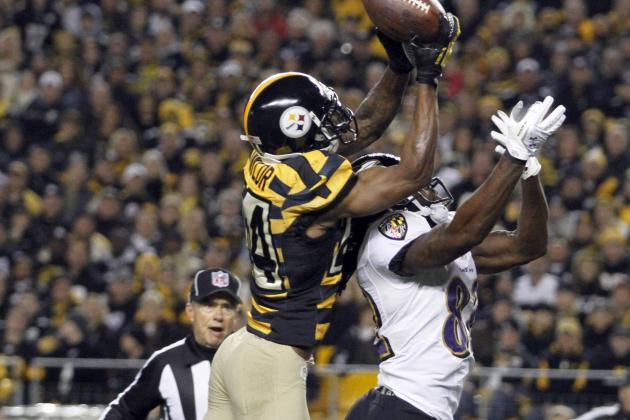 Whatever the Steelers Do at Cornerback, Cutting Ike Taylor Is Not an Option