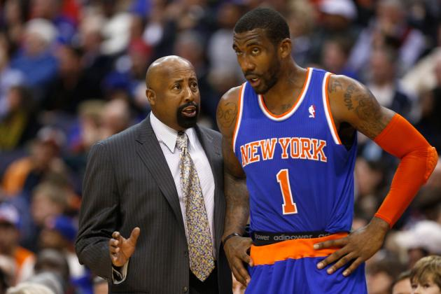Building the Case for Amar'e Stoudemire to Play More Minutes