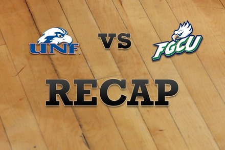 North Florida vs. Florida Gulf Coast: Recap, Stats, and Box Score