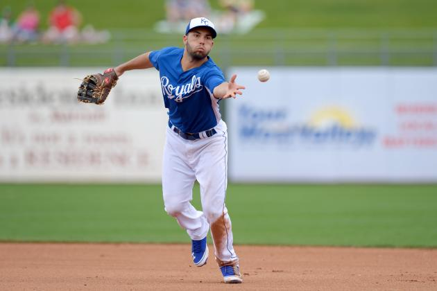 Royals' Hosmer Excited to Join U.S. Team for WBC