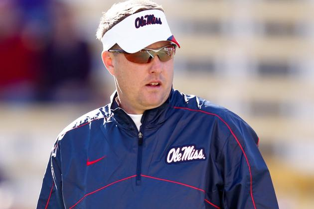 Hugh Freeze Faces No Pressure After Big Recruiting Class—Not Yet, Anyway