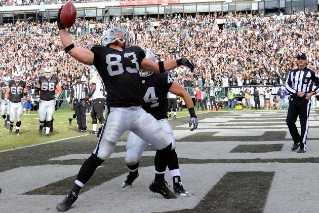 Raiders Rumors: Oakland Can't Afford to Lose TE Brandon Myers