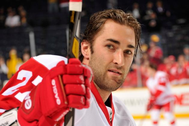 Former Avalanche Kyle Quincey Feels Right at Home with Red Wings