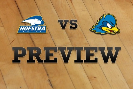 Hofstra vs. Delaware: Full Game Preview