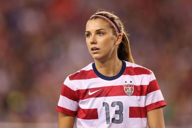 Alex Morgan: USWNT Sensation Will Continue Recent Dominance at 2013 Algarve Cup
