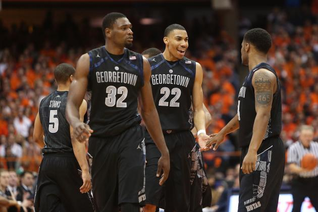 ESPN Gamecast: Georgetown vs Villanova