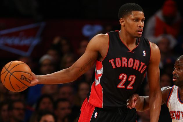 Rudy Gay Takes Issue with Grizzlies, Embraces Challenge with Star Hungry Raptors