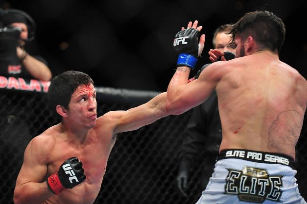 Joseph Benavidez Will Return Against Darren Uyenoyama at UFC on FOX 7