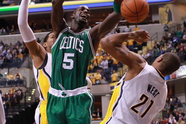 NBA Gamecast: Celtics vs. Pacers