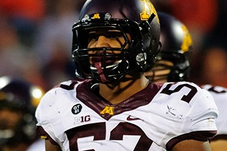 Spring Breakout Player: Minnesota