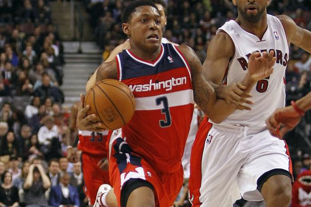 Bradley Beal (Sprained Ankle) out Tonight