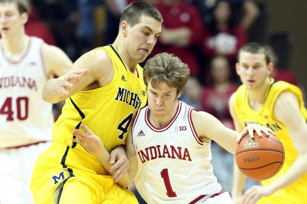Indiana Basketball: Michigan Game Looms Large in NCAA Tourney Seeding