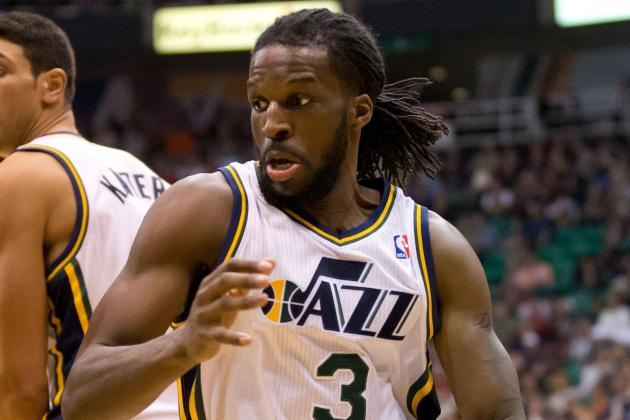Major Shakeup in Jazz Starting Lineup Tonight