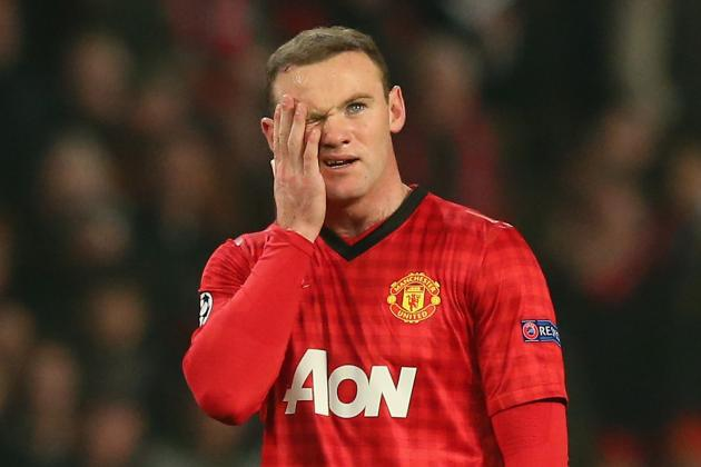 United Open to Rooney Exit