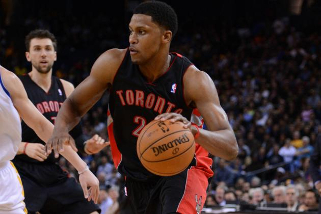 Raptors Likely to Offer Extension to Rudy Gay
