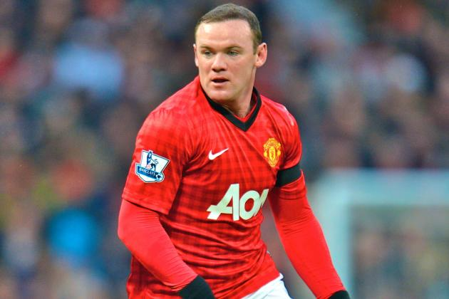 Manchester United Reportedly Open to Selling Wayne Rooney This Summer