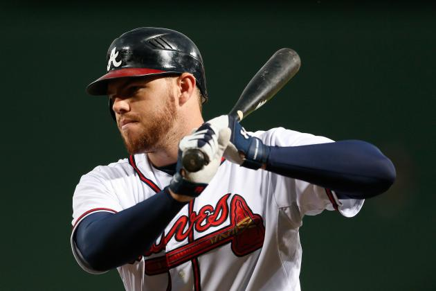 Team USA Makes Mistake Picking Eric Hosmer over Freddie Freeman
