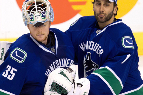 Are We Sure That the Canucks Are Looking to Trade the Right Goaltender?
