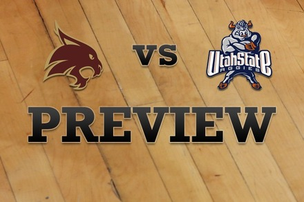 Texas State vs. Utah State: Full Game Preview