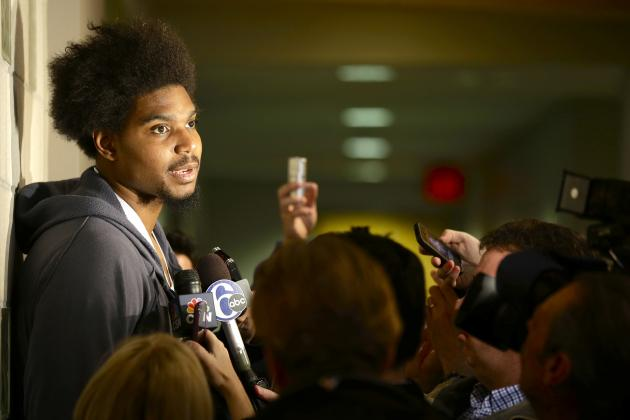Sixers Owners Continue to Use Injured Andrew Bynum to Sell on-Court Disaster