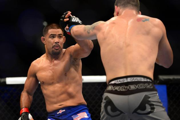Mark Munoz vs. Tim Boetsch Confirmed for UFC 162 Card in Las Vegas