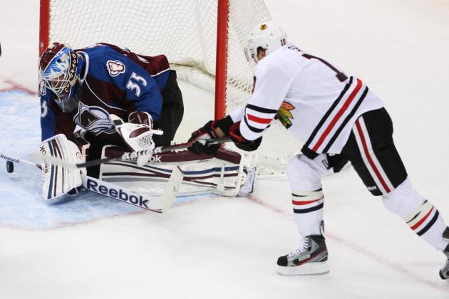 ESPN GameCast: Colorado Avalanche vs. Chicago Blackhawks
