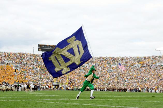 Should the Notre Dame Fighting Irish Leprechaun Logo Be Banned by the NCAA?