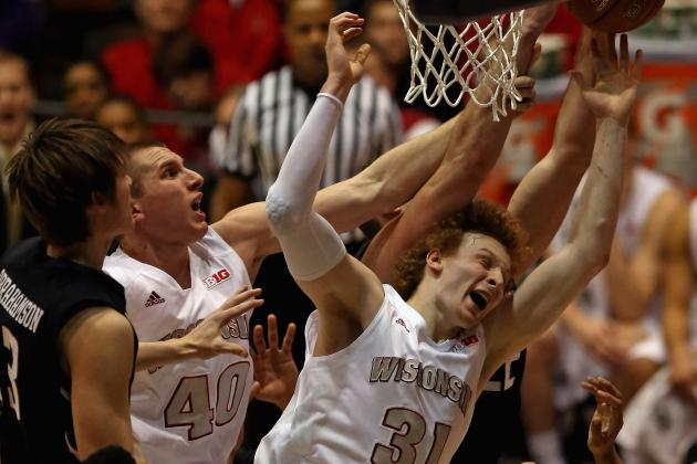Badgers' Goal: Let's Get Physical