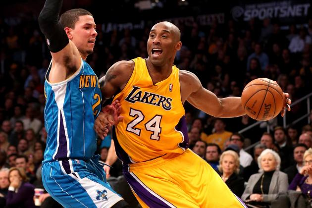 NBA Gamecast: Lakers vs. Hornets