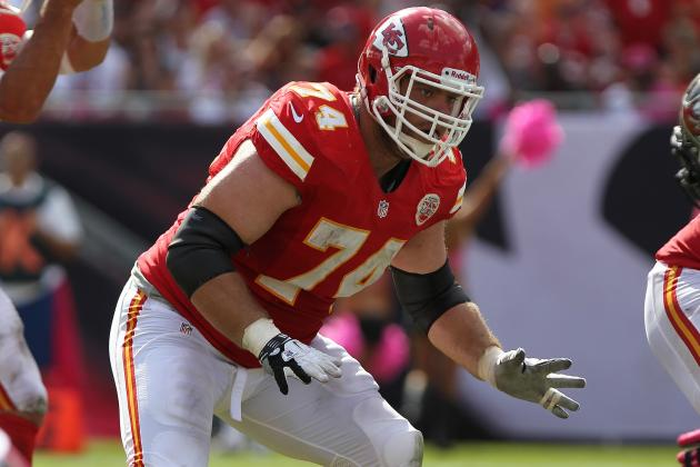 Report: Chiefs to Release RT Eric Winston