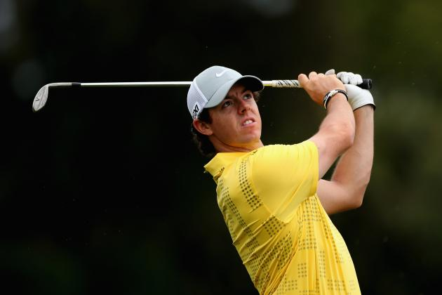 Rory McIlroy: Swing Is More Concerning Than Relationship with Caroline Wozniacki