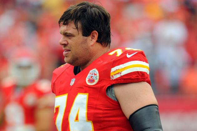Chiefs Release Eric Winston
