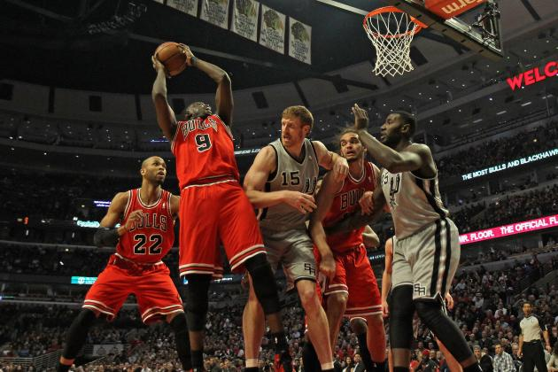 Chicago Bulls vs. San Antonio Spurs: Live Score, Results and Game Highlights