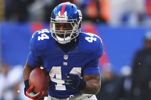 Ahmad Bradshaw Gets Positive Report on Healing Foot