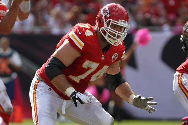 Kansas City Chiefs Surprisingly Release T Eric Winston