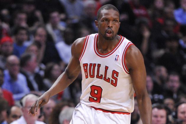 NBA Gamecast: Bulls vs. Spurs