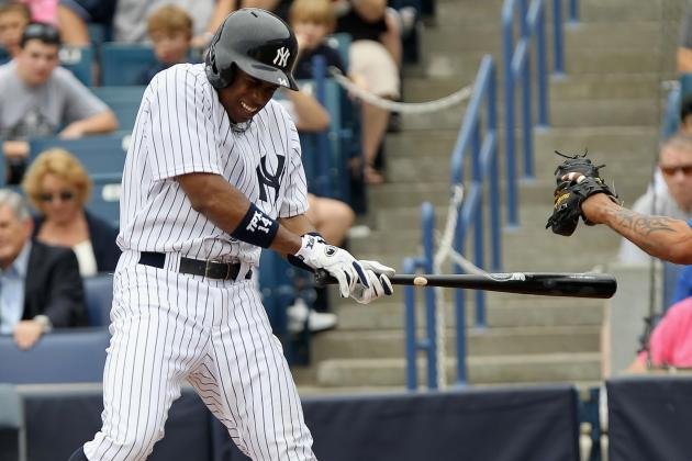 Realistic Expectations for Curtis Granderson's Early-Season Replacements