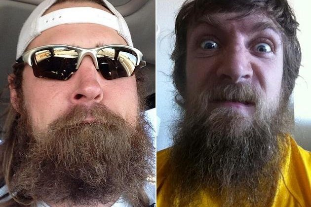 Josh Reddick Accepts 'Beard-Off' Challenge from WWE Wrestler Daniel Bryan