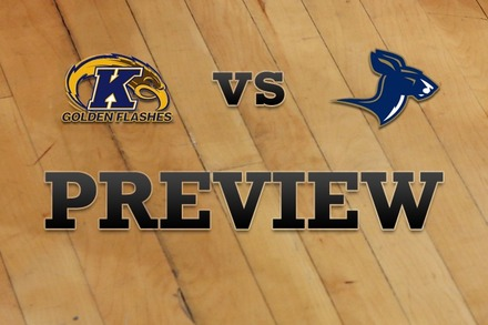 Kent State vs. Akron: Full Game Preview