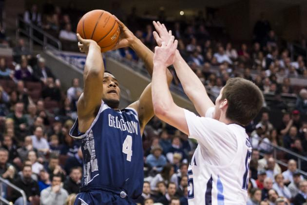 Georgetown vs. Villanova: Twitter Reaction, Postgame Recap and Analysis