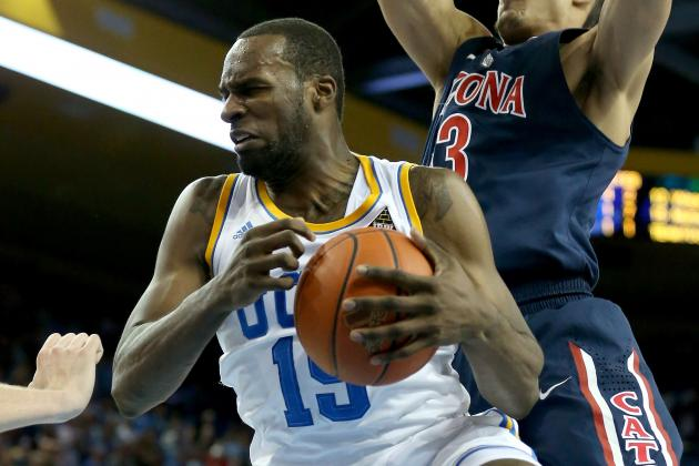 No. 23 UCLA Loses to Washington St. 73-61