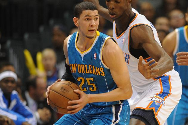 Austin Rivers Suffers Hand Injury