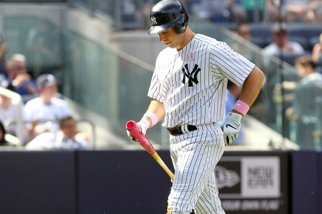 Mark Teixeira's Wrist Problems Could Be Final Nail in Yankees' Playoff Coffin