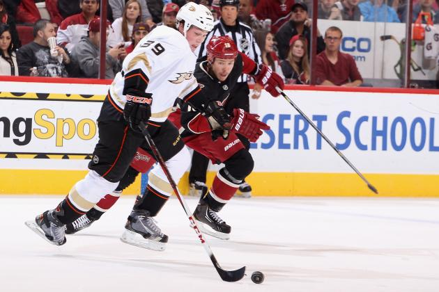 Ducks Avoid Sweep with 2-0 Victory over Coyotes
