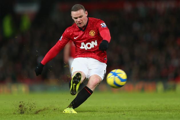 Relax Folks, Wayne Rooney's Not Going Anywhere
