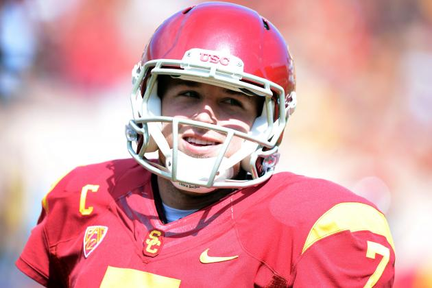 How Does Matt Barkley Project as an NFL Quarterback?