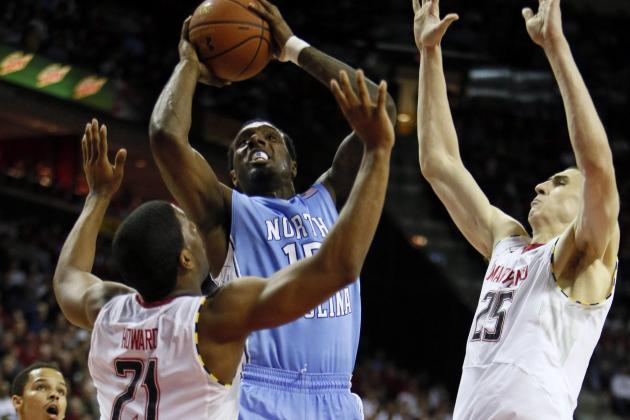 North Carolina Garners Another Victory with Lineup Change