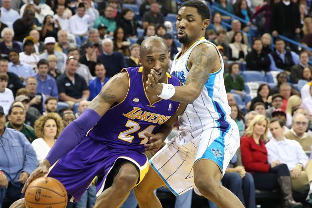 Lakers Erase 25-Point Deficit in Second Half to Beat the Hornets